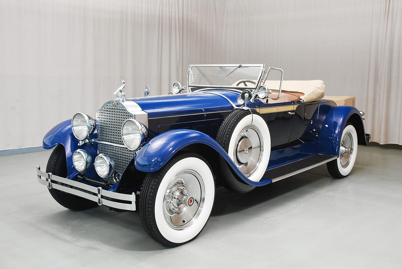 1929 640 Roadster