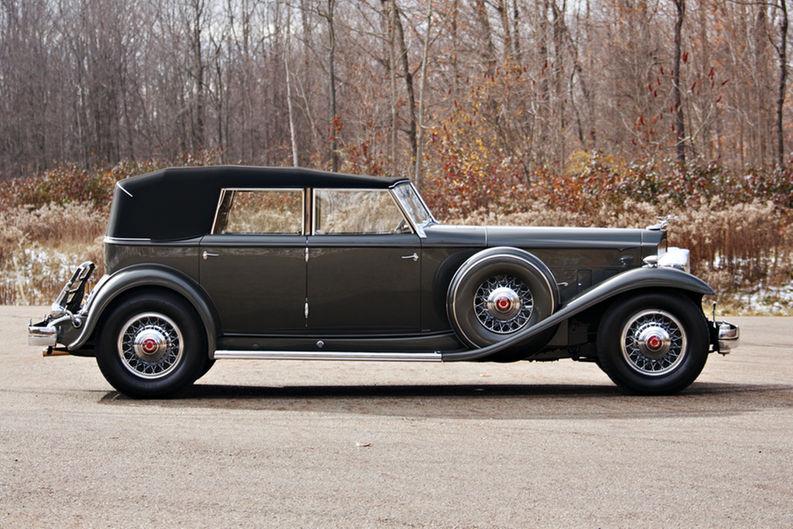 1932-Packard-Twin-Six-906- Dietrich 2