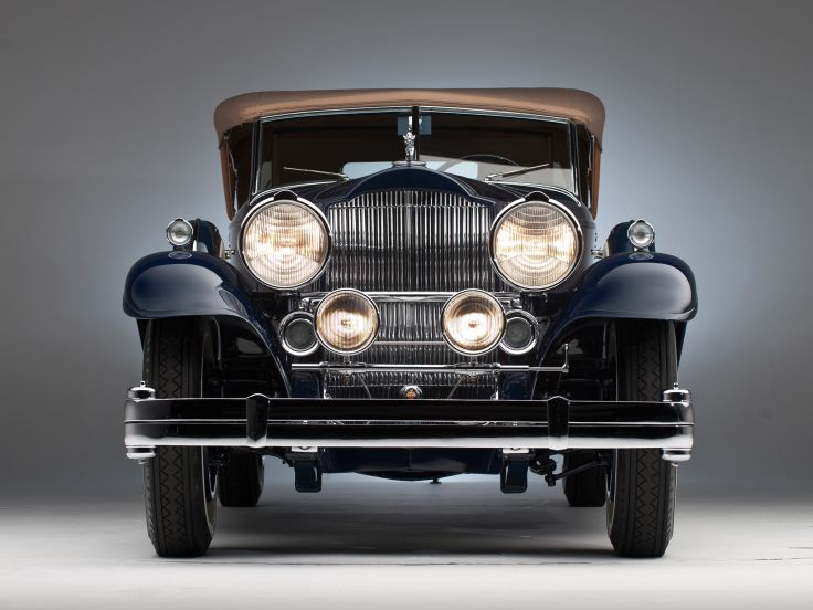 1932 V12 Pheaton