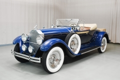 1929 640 Roadster