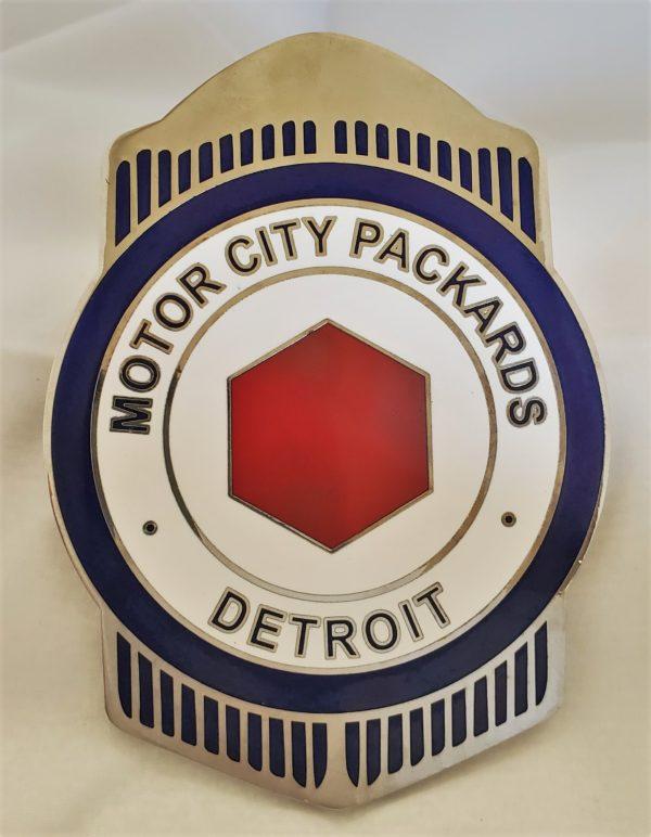 MCP Car Badge